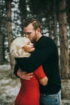 Witney Carson Engagements Photograph. #EngagementPhotography