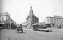St Kilda Junction - Wikipedia