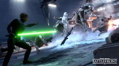Will Star Wars Battlefront Feature Force Awakens Or Prequel Content?