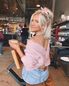 Which item would your add to your shopping list? credit – All Pictures Basic Outfits, Trendy Outfits, Cute Outfits, Fall Winter Outfits, Summer Outfits, Autumn Winter Fashion, Vacation Outfits, Short Platinum Blonde Hair, Hair Today