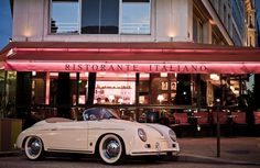 #Porsche 356 Speedster The car dreams are made of .  If I could have any older car that I wanted ....this is my pick