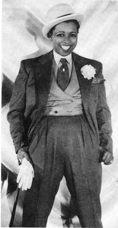 a90abfbbdc84 Image result for women in drag 1920s Ethel Waters