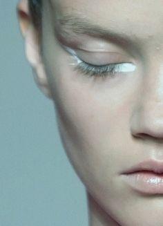 I adore this light edgy makeup. PHOTOSHOOT MAKEUP