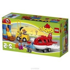 Lego Duplo Конструктор Аэропорт 10590