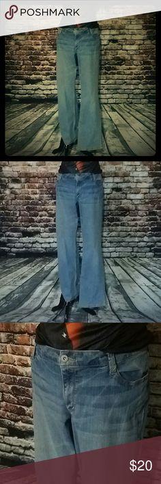 Selling this Arizona Bootcut Jeans in my Poshmark closet! My username is: thelbdboutique1. #shopmycloset #poshmark #fashion #shopping #style #forsale #Arizona Jean Company #Denim