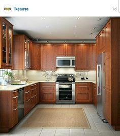 OCD calm kitchen