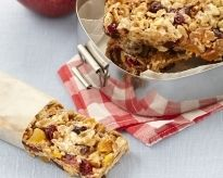 nut free granola bars from canadian parents.com