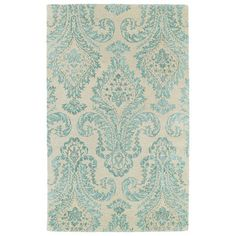 FREE SHIPPING! Shop Wayfair for Kaleen Divine Beige/Turquoise Area Rug - Great Deals on all Decor products with the best selection to choose from!