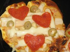 My Funny Valentine. Staying the course in the face of candy hearts. Can you handle it? Take this mini quiz and see! Also check out this cute, mini, low-carb pizza.