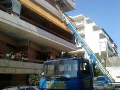 Μεταφορές μετακομίσεις στην Αθήνα