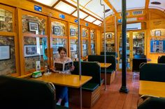 Living La Vida Lisboa: Is this Europe's most exciting city break? - via Independent.ie 20.05.2016 | Could Lisbon be Europe's most exciting city break destination? Photo: 28 Tram Cafe in Lisbon