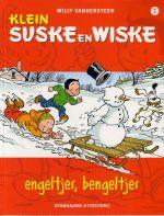 """Recensie van Minke (★★★☆☆) over """"Klein Suske en Wiske stripverhaaltjes""""   Standaard, 2002-2010, geschreven door Urbanus (deel 1-4) en Dirk Nielandt (vanaf deel 5), illustraties van Jef Broeckx   Klein Suske en Wiske zijn twee kleuters die allerlei avonturen beleven.   http://www.ikvindlezenleuk.nl/2014/07/willy-vandersteen-klein-suske-en-wiske.html"""