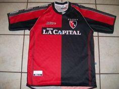 Newell's Old Boys Home football shirt 2000