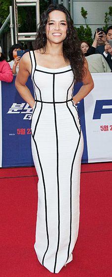 Michelle Rodriguez: Fast & Furious 6 South Korea Premiere: Michelle Rodriguez: Fast & Furious 6 South Korea Premiere