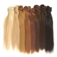 Extensiones de pelo en Aliexpress