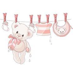 Teddy bear vector | Tarjetas | Pinterest | Teddy Bears, Bears and Bear Clipart