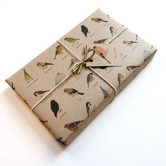 This Wrapping Paper | 22 Fly Items For The Bird Lover In Your Life