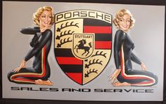 Honestly now, did you spend your youth dreaming about driving a Buick or a Kia? Porsche: There is no substitute! Porsche 356, Porche 911, Porsche Cars, Porsche Logo, Ferdinand Porsche, Pin Up, Up Auto, Auto Retro, Porsche Models