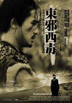 Ashes of Time 東邪西毒, a Wong Kar Wai film
