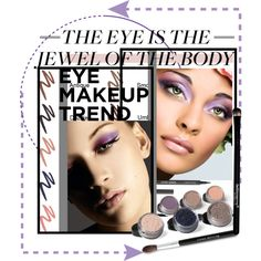"""eye trend"" by majibitca on Polyvore"