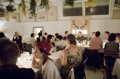 Pop-up restaurants – The supper club