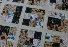 he best thing about the Sudoku Quit Tutorial is that it combines our favorite things about a nine patch quilt block with all the fun of a sudoku square!
