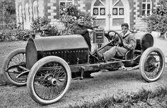 Ivan P. Wheaton's mechanic recommended Havoline motor oil for their 1915 Vite racer.