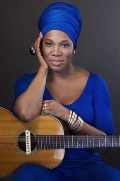Grammy-winning singer/songwriter India.Arie love her music.