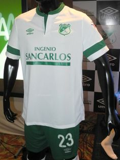 Deportivo Cali Home Kits 2014 Umbro
