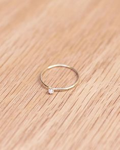 something simple would be pretty although maybe add a complimenting wedding band…