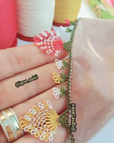 Needle Lace, Pandora Charms, Tatting, Charmed, Embroidery, Bracelets, Youtube, Instagram, Jewelry