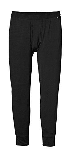 Patagonia Capilene 1 Silkweight Stretch Bottom - Men's-Black-Large