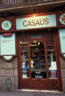 Farmàcia  Casaus