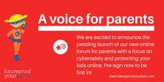 Calling all #parents   A new forum just for you. Launching soon. Pre-sign now to be first in.http://bit.ly/1y7gyFe