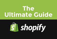 The Shopify Manual has everything you need to know to build your first Shopify store and keep it in tip-top shape.