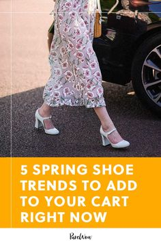 Indie Fashion Mary Janes, Clogs and 3 Other Spring Shoe Trends We Can't Get Enough Of Indie Fashion, Fashion Quotes, High Fashion, Cool Outfits, Fashion Outfits, Fashion Tips, Fashion Design, Fashion Ideas, Spring Fashion Trends