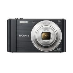 Sony Cyber shot Point and Shoot Camera Pixel 1, Tactical Store, Sony Electronics, Point And Shoot Camera, Usb, First Photograph, High Resolution Images, Zoom Lens, Black