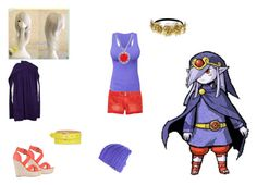 from legend of zelda game Casual Cosplay, Charlotte Russe, Adidas, Fashion Outfits, Game, Shoe Bag, Polyvore, Collection, Design