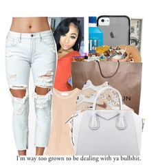 """""""Tuesday """" by baaaditori ❤ liked on Polyvore featuring Haze, adidas, NIKE, Givenchy and Kendall + Kylie"""
