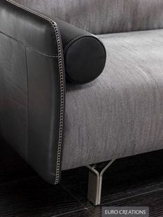 #Natuzzi Tenore Sofa - leather - available at #EuroCreations, Thailand