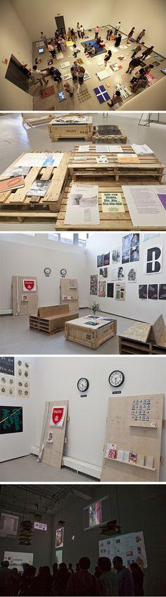 Yale MFA Graphic Design Show