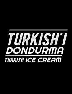 Turkish-i Dondurma