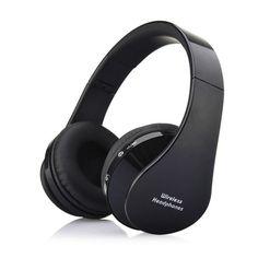Foldable Wireless Stereo Headset - Handsfree