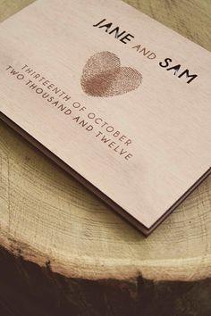 Cute and Creative Custom Wedding Guestbook Ideas - MODwedding