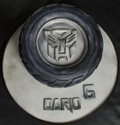 tarta transformers cake