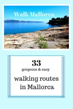 Best walking routes in Mallorca