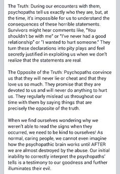Projection. 2/2 A recovery from narcissistic sociopath relationship abuse.