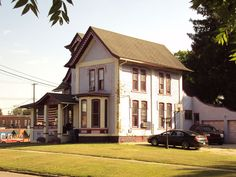 William H. and Sabrina Watson House in Lapeer County, MIchigan.