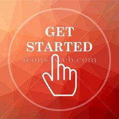 Get started icon – Icons for your website