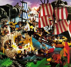 LEGO Pirates 1990 set